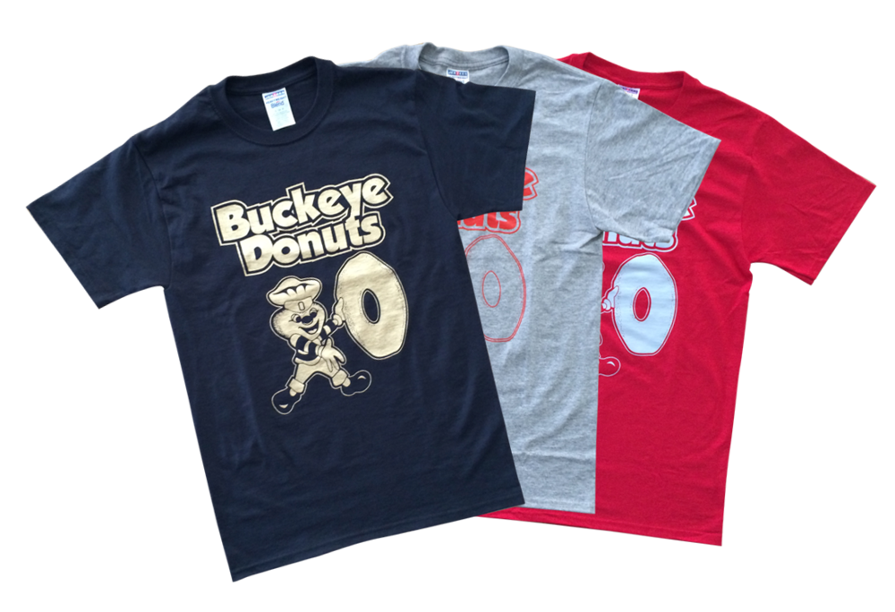 Custom Screen Printing in Columbus, Ohio - Pop's Printed Apparel