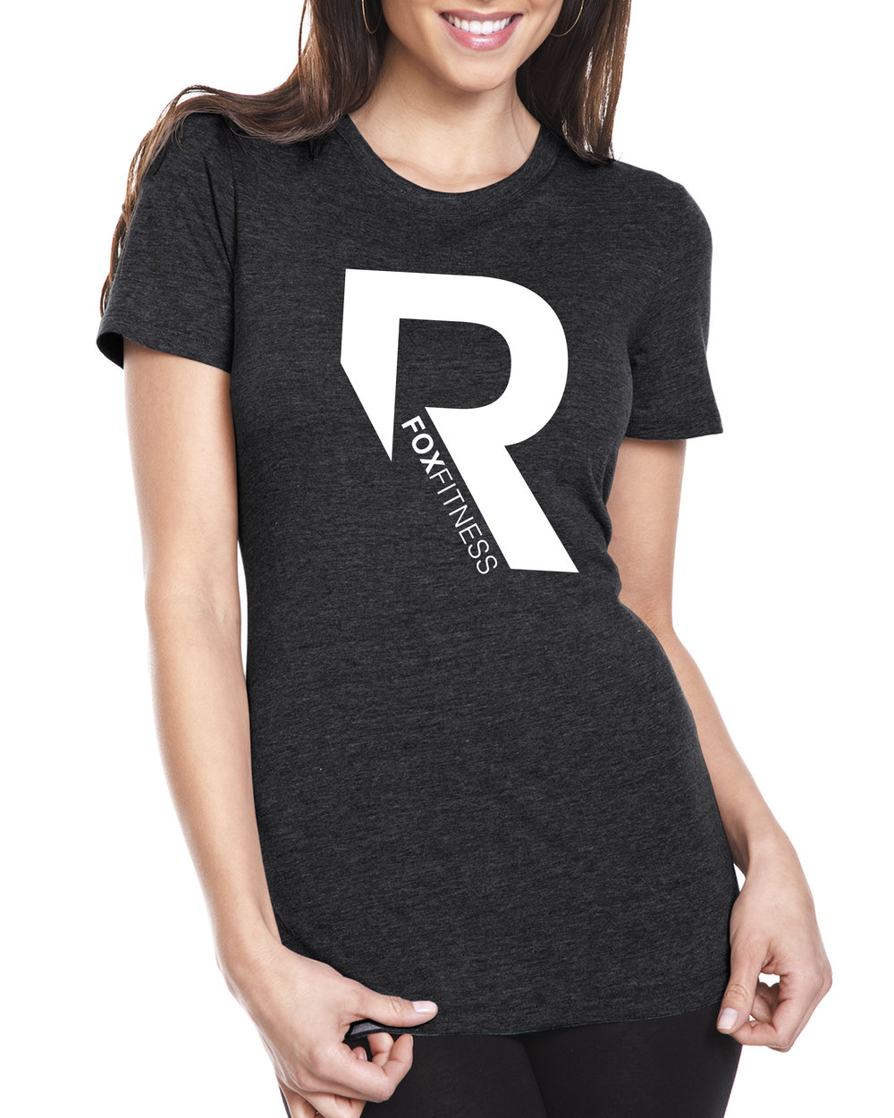 Rff Ladies Triblend T Shirt Next Level Apparel Custom Screen
