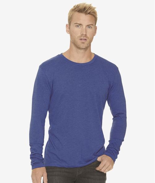 Next Level 6071 - Unisex Triblend Long Sleeve T-Shirt