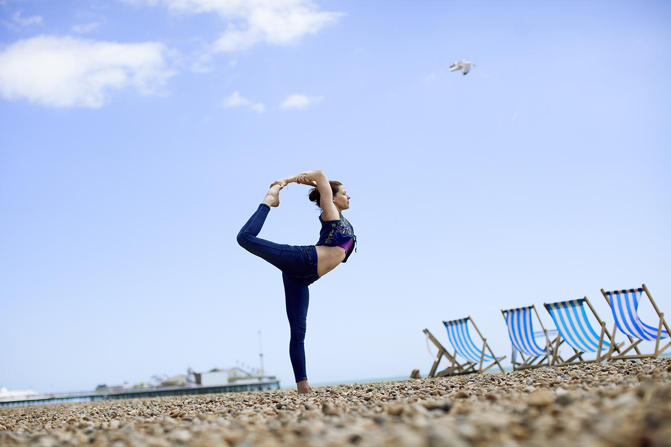 Yoga photography ness sherry photography
