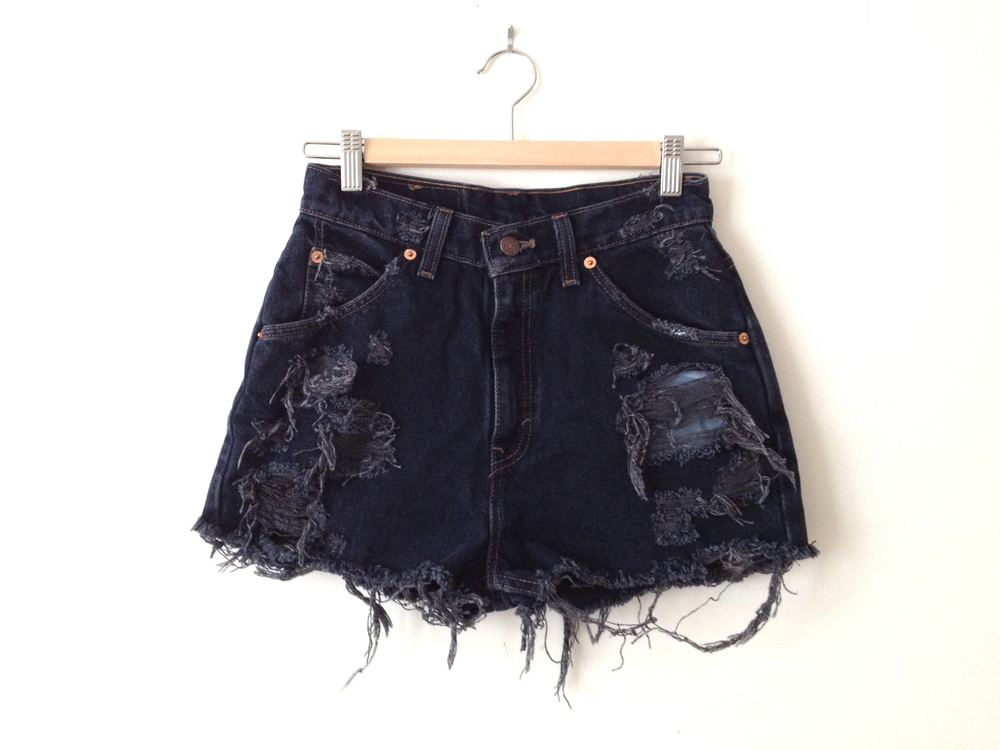 Levi Stauss High Waisted Shorts - $34