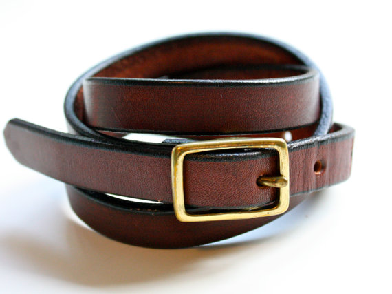 Vintage Leather Belt - SOLD OUT