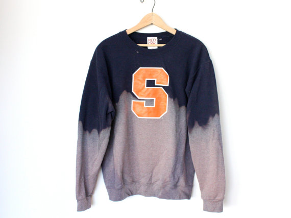 Dipped Syracuse Sweatshirt - SOLD OUT
