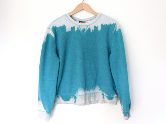 Joe Boxer Bleached Sweatshirt - SOLD OUT