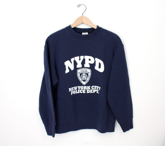 NYPD Vintage Sweatshirt - SOLD OUT