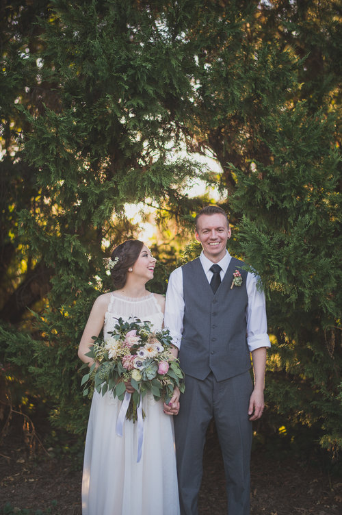 Katie + Mark | The Cool Springs House