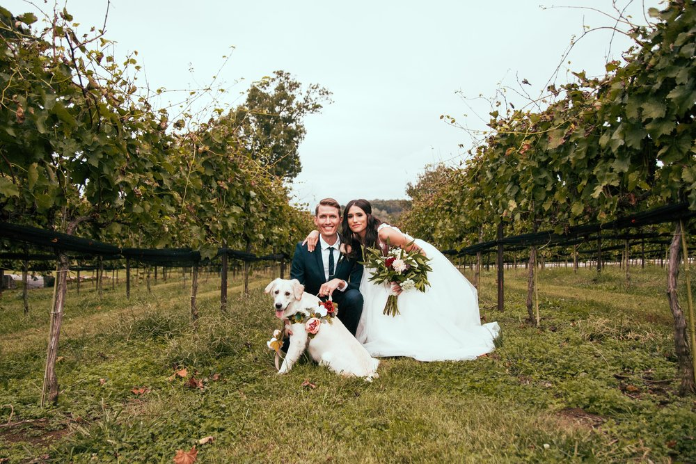 Kyle + Mindy | Arrington Vineyard