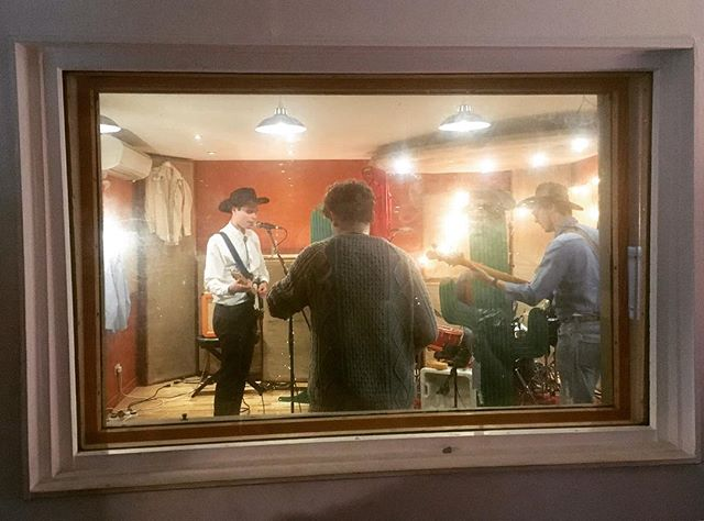 We had a lot of fun in the studio yesterday for Jack Rundell's Smokehouse Live session! 🌵 #punchstudios #studio #recording #recordingsession #livesession #liverecording #ipswich #recordingstudio #suffolk #jackrundell #thesmokehouselive #thesmokehouseuk