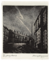 David Carpanini's etching 'Jersey Road II' - click the pic for more...