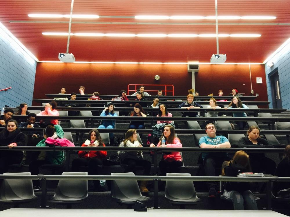Binghamton High School Presentation