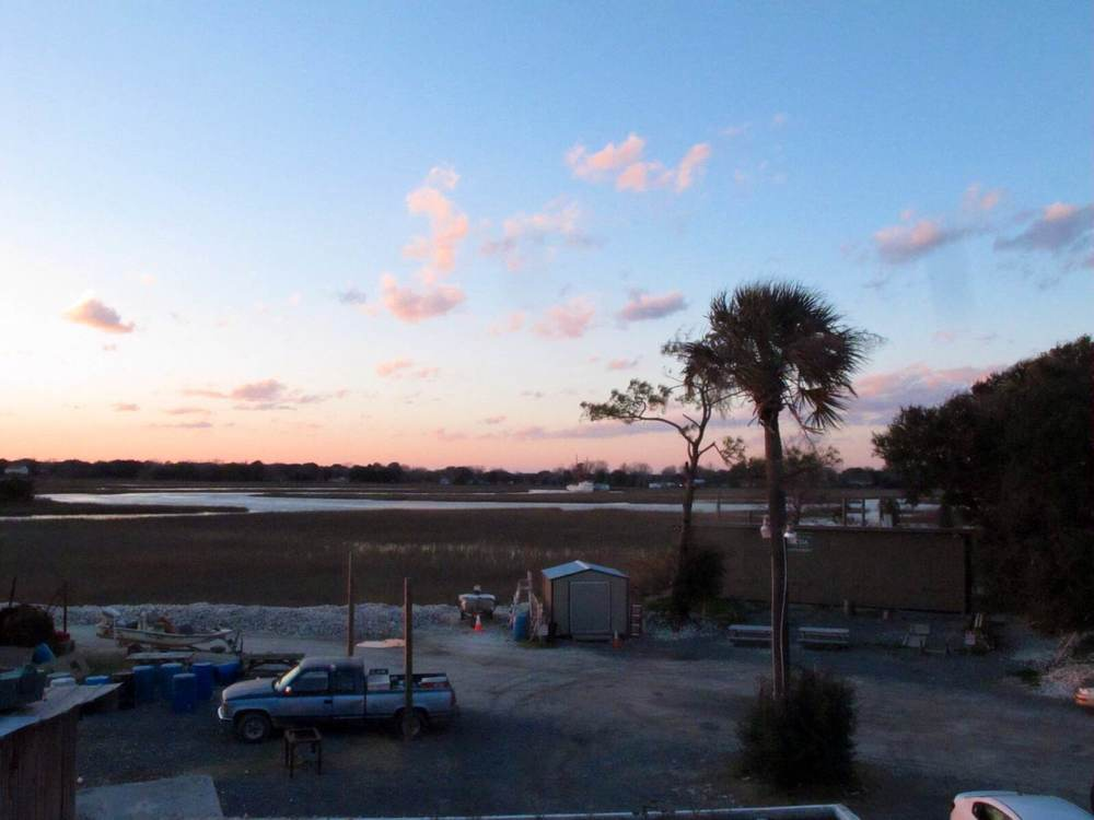 Sunset on Bowen's Island