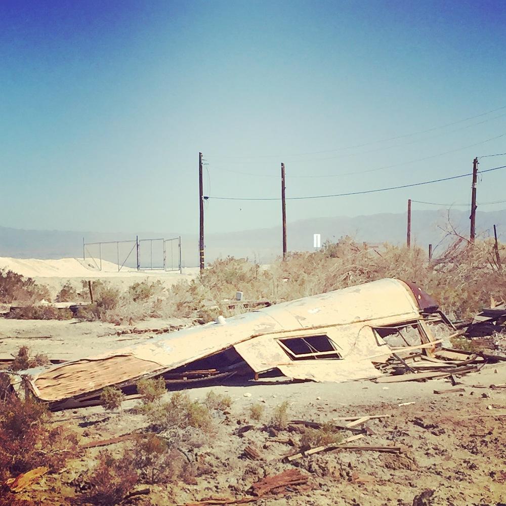 Salton Sea Beach, CA