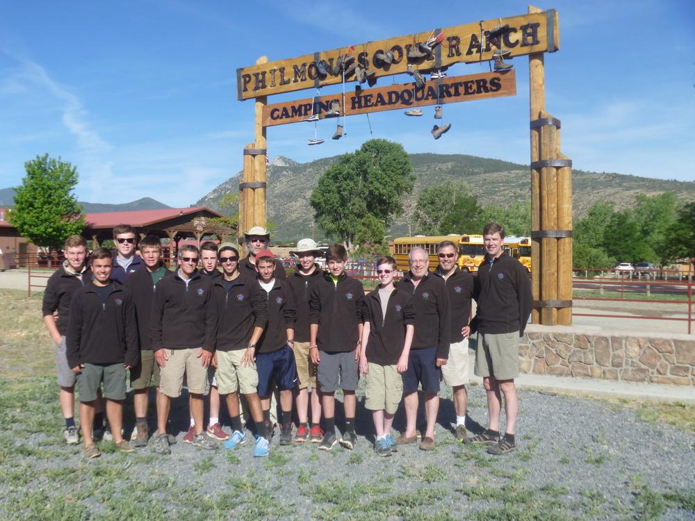 Philmont Scout Ranch - High Adventure Trip