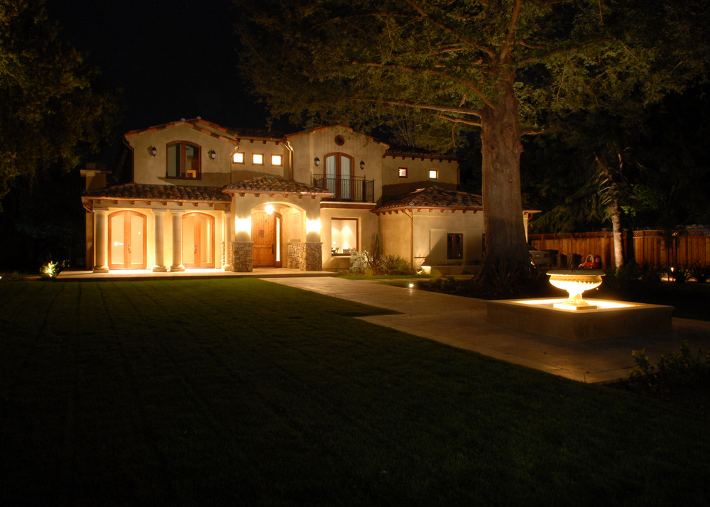 Front at Night