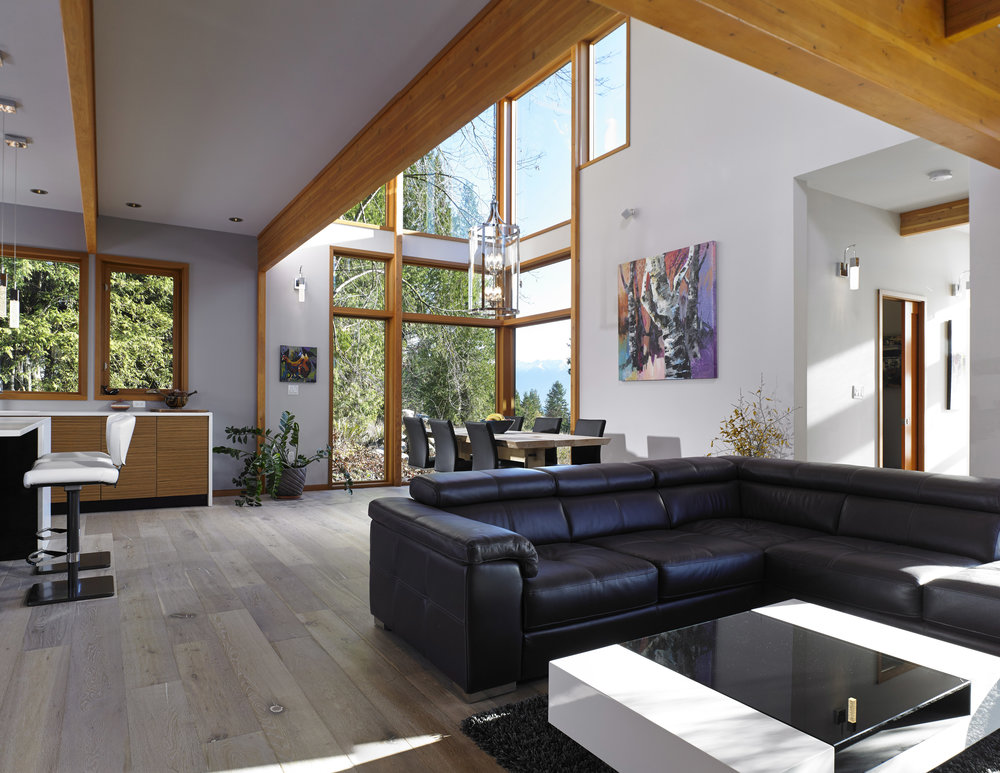To some a great room \u2014 a home\u0027s major communal space \u2014 is simply a square or rectangular room with higher than average ceiling height \u2014 a cube that ... & Designing a Greater Great Room \u2014 Part I \u2014 warmmodern living