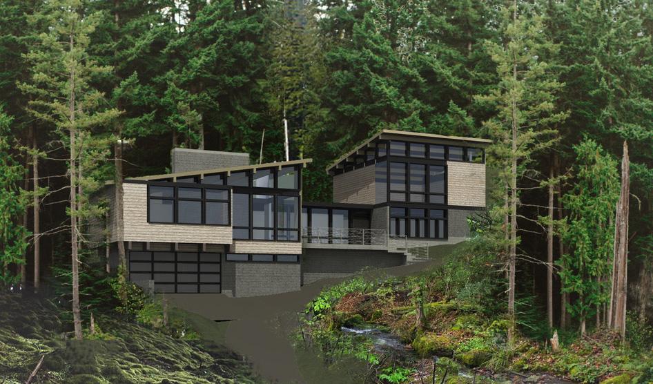 Steep slope design, Washington