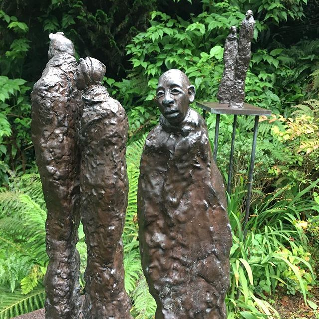 Artists of the Silk Road by Laury Dizengremel #bronze #sculpture @broomhill_art #silkroad #art #lifelike