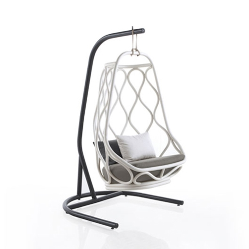 Superbe NAUTICA SWING CHAIR WITH BASE