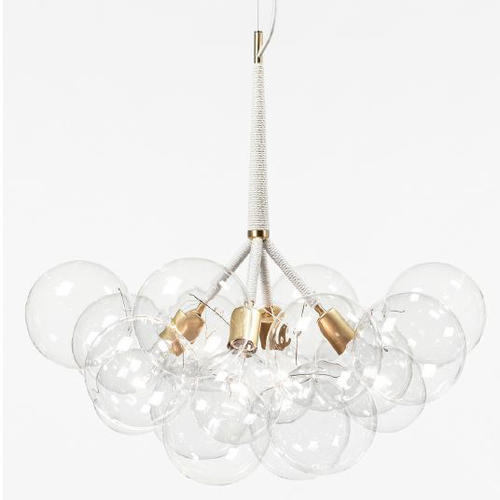 Bubble chandelier west nyc bubble chandelier aloadofball Image collections
