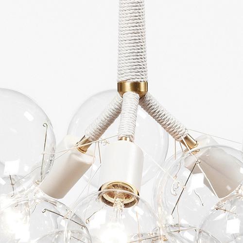 Bubble chandelier west nyc bubble chandelier aloadofball Images
