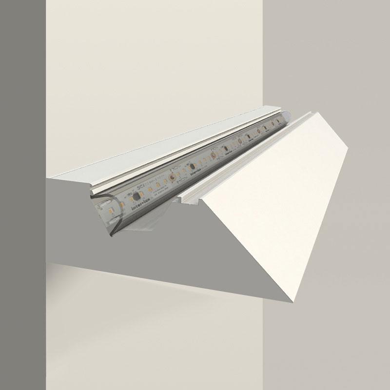 Mini edgeless cove LED — West | NYC