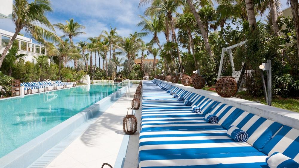 flirting games at the beach resorts miami: