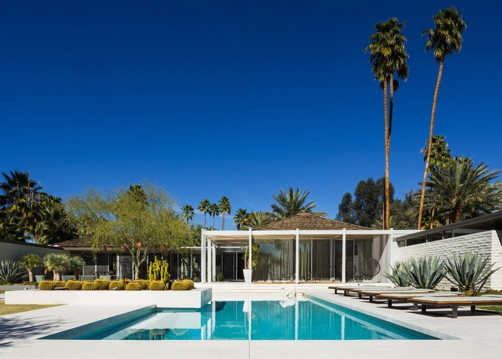 Abernathy Residence by William F Cody, 1962 // image credit: Jake Holt