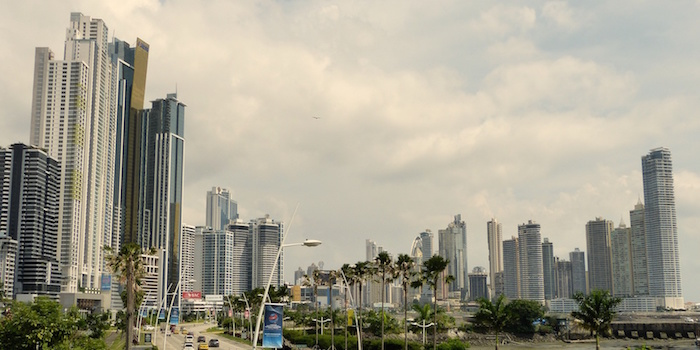 PANAMA : CROSSROADS OF THE WORLD