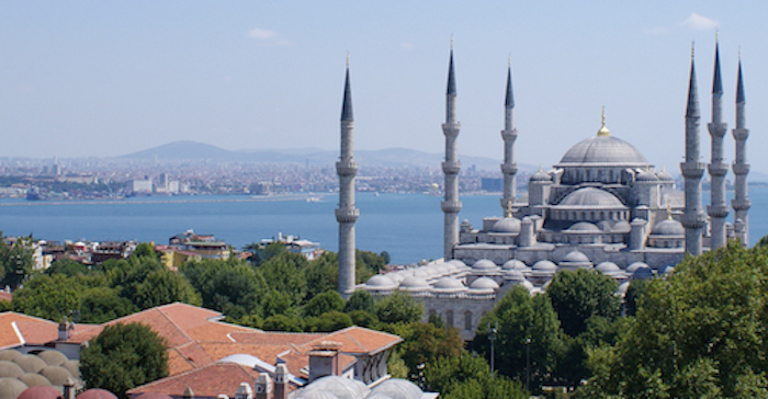 TURKEY : MEETING PLACE OF THE EAST AND THE WEST