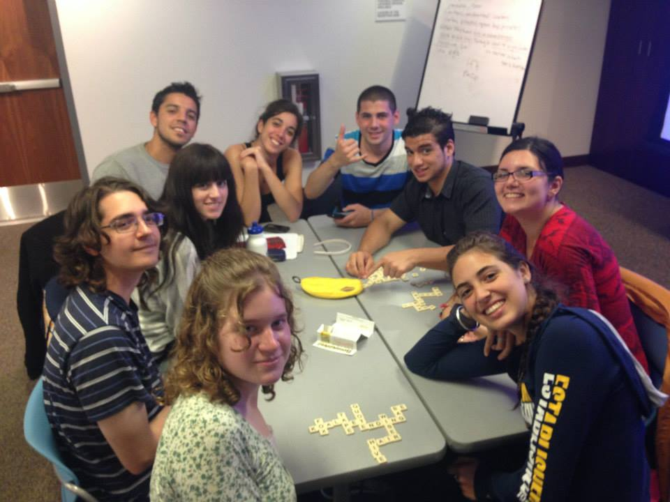 AFS English classes - small groups, suited to each person's needs!