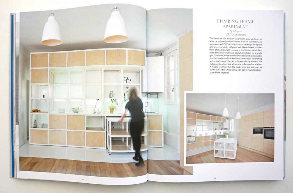 Gestalten Kitchen Kulture CUT architectures climbing frame