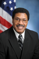 Assemblymember William Scarborough (D-Queens).  Source :  Official Photograph/New York State Assembly
