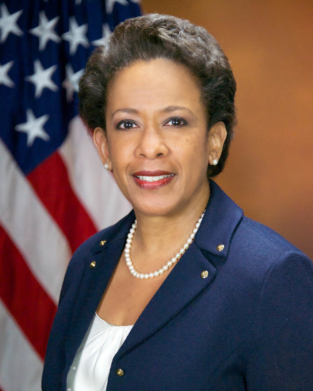 U.S. Attorney General  Loretta Lynch  was formerly the nation's top Federal prosecutor in New York's eastern district. Source : Official Portrait, U.S. Department of Justice/Public Domain