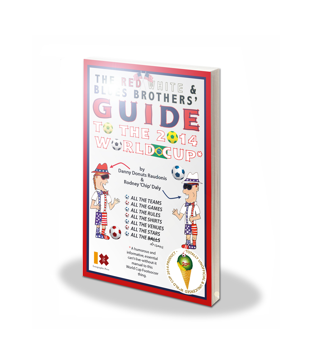 Guide to the World Cup, 96p, 9780984714230, $9.99