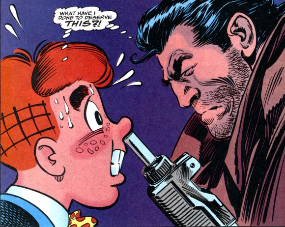 Punisher and Archie
