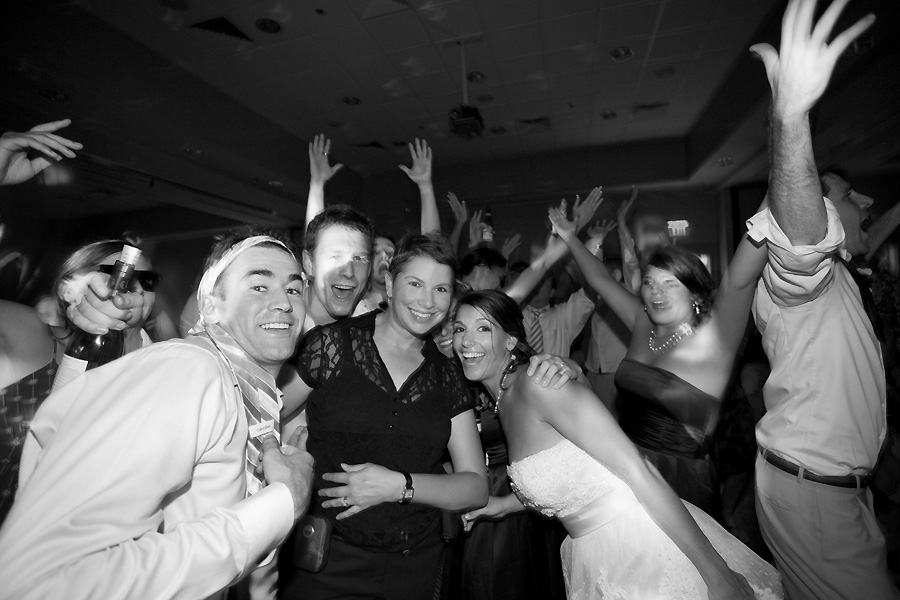 If you don't have fun while shooting a wedding....what's the point?