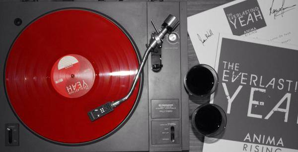 Anima Rising Red Vinyl