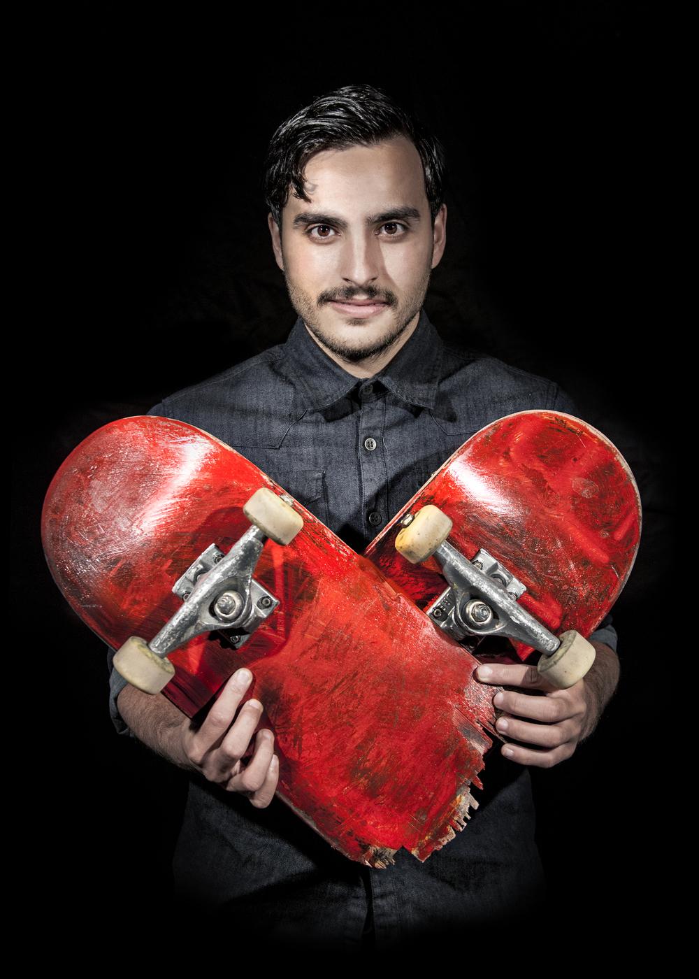 Bruno Palacio - Skater