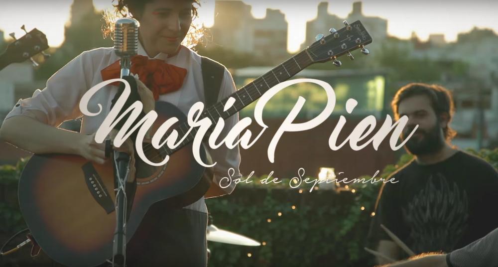 MARIA PIEN - SOL DE SEPTIEMBRE