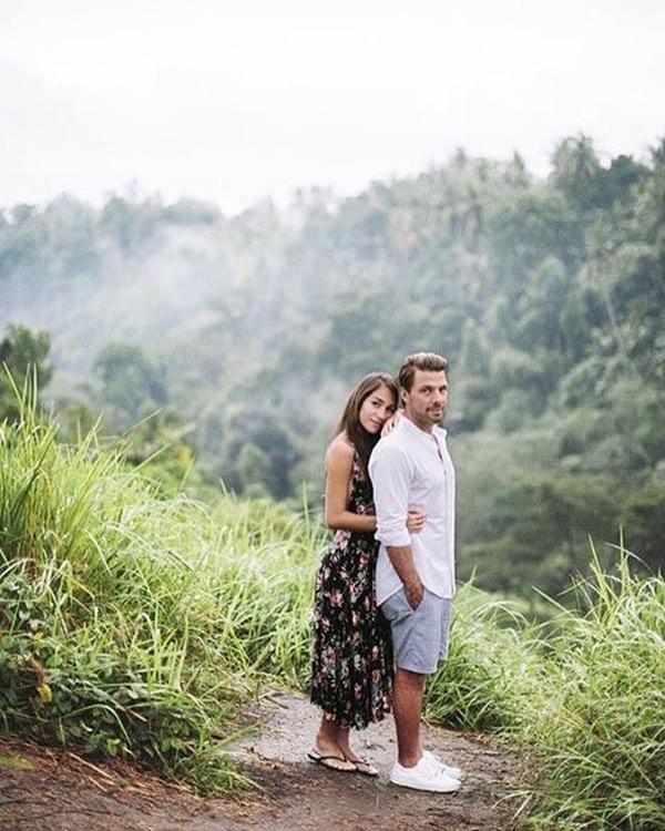 Gorgeous cloudy morning with this two!!!! Looking forward! . . . Photography | @sayaphotography for @studiohlala #destinationphototographer #weddingphotographer #weddingphotographerbali #travel #indonesia #love #wedding #amazing #sunrise #engagementsession #ricefield #bali #livethelittlethings #greenweddingshoes #smp #smpshareyourstory #weddingchicks #junebugweddings #lookslikeafilm #communityovercompetition #sisterphotogs #oregonbride #freepeople #theknot #thatsdarling #liveauthentic #heyheyhellomay  #passionpassport #exploretocreate #intimicypicture