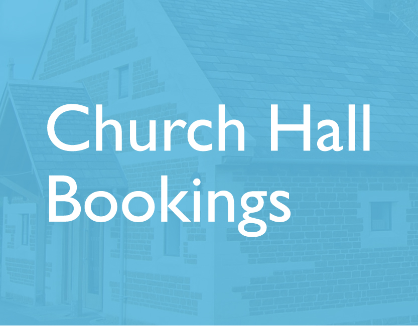 Church Hall Bookings