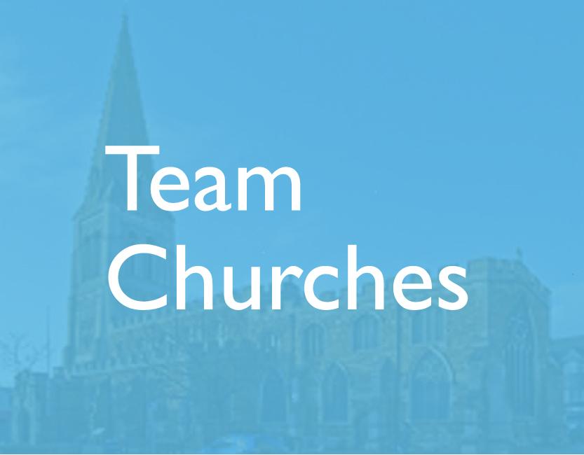 Team Churches