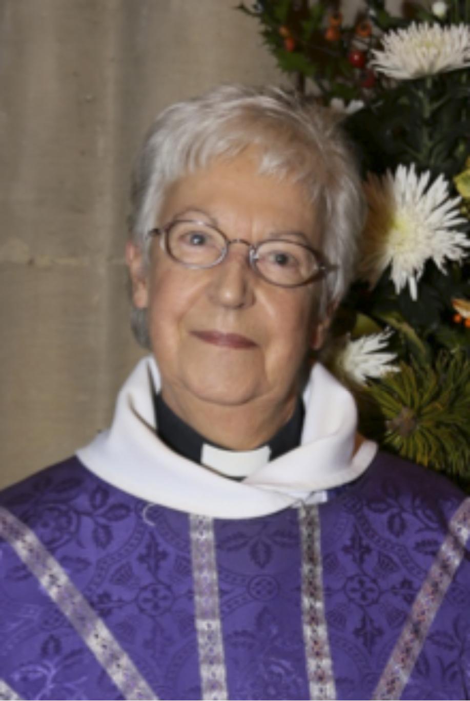 Rev Janet Dudley