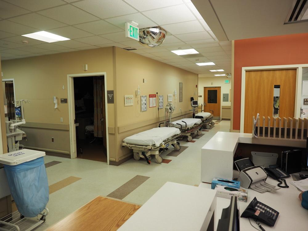 Stony Brook Hospital Emergency Room