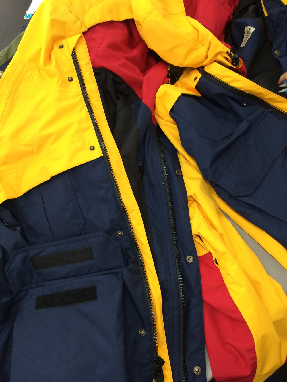 Color-Block 111 Parka
