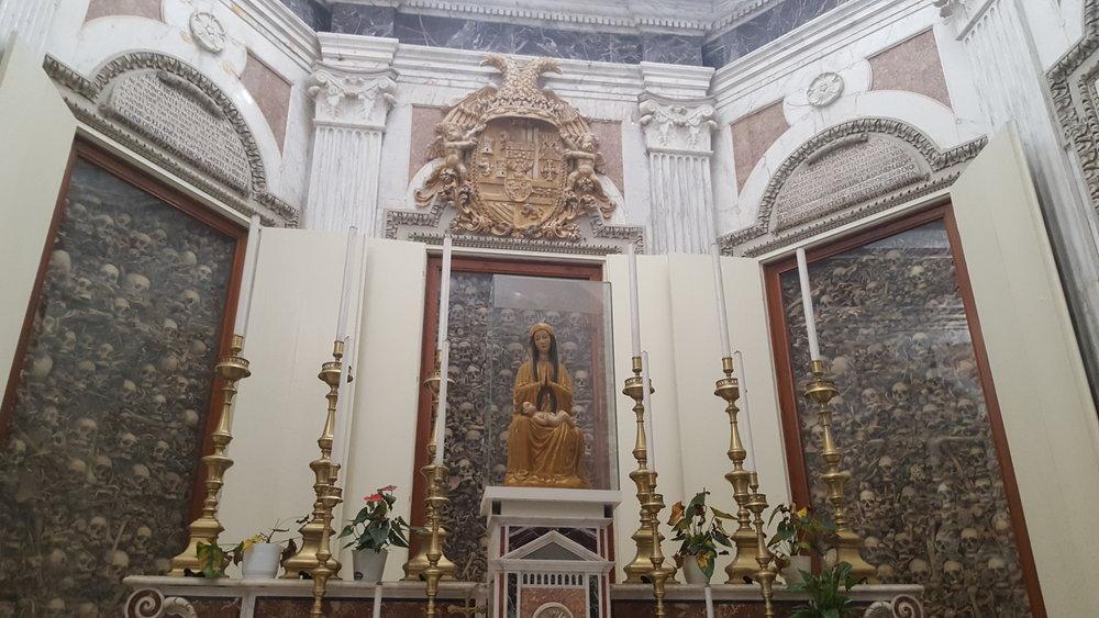 The Chapel of Skulls
