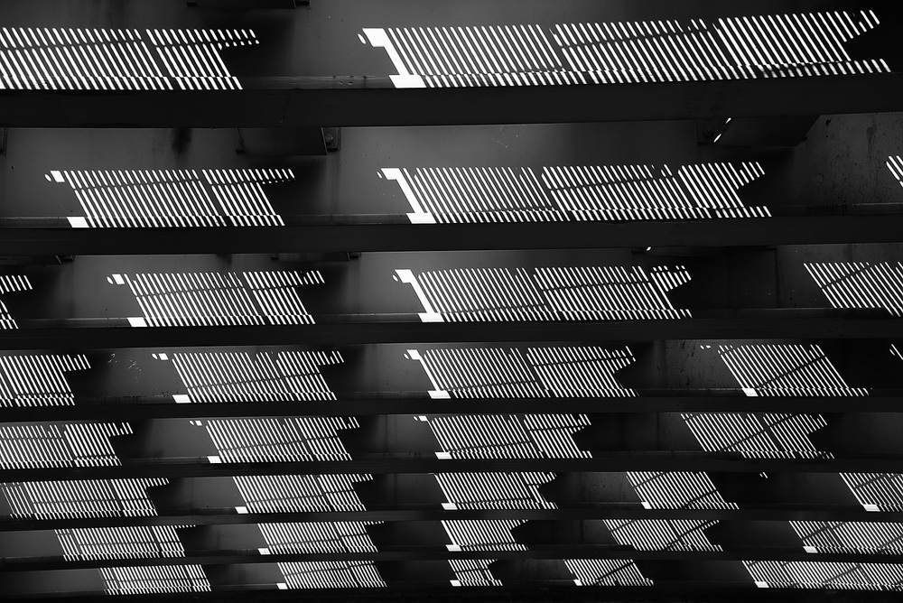 UNDER THE HOBOKEN RAILWAYS 4 (2014) PHOTO PRINT 29.6X42 CM EDITION 1/3
