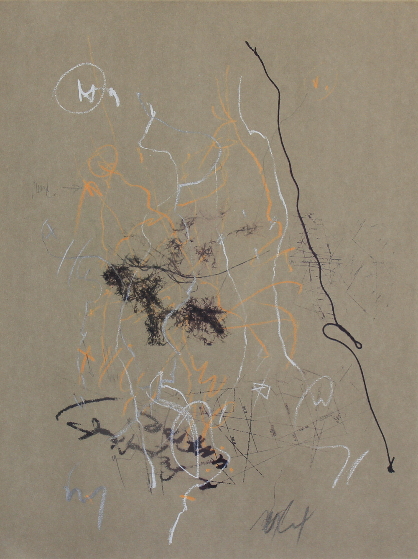 Noble Idioms 2 (1988) mixed media, 39 x 30 cm