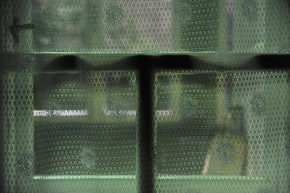 Light Drapes 3 (2012) photography 30 x 42 cm