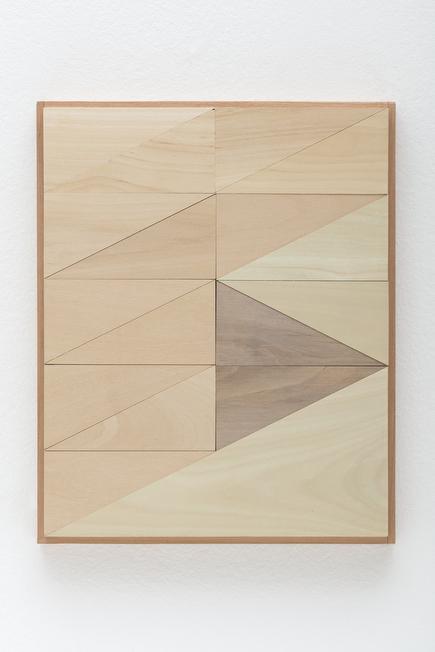 SERIE LUZ PARTIDA/ BROKEN LIGHT SERIES (2016) acrilyc on wood